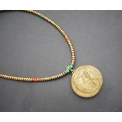 Collier Stargate - Amulette de Râ