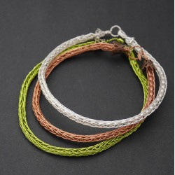 Bracelet Maille Viking