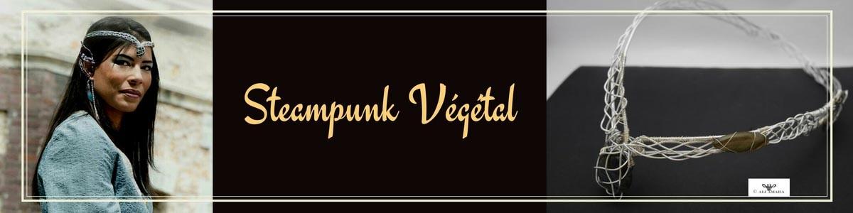 Steampunk Végétal